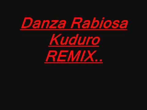 Danza rabiosa kuduro REMIX