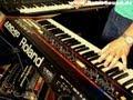 "Roland Juno-60 (1982) + SCI Pro-One (1981) Analog Synthesizer ""Day Off"""