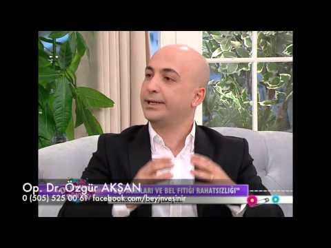 Op.Dr. Özgür AKŞAN - Beyin ve Sinir Cerrahisi Uzmanı
