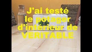 #TEST - Le potager d'intérieur de VERITABLE