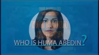 WHERE in the World is HUMA ABEDIN Vanished, Missing, Gone, Hasta la Vista Baby