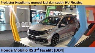 Honda Mobilio RS CVT (3rd facelift 2019) [DD4] review - Indonesia