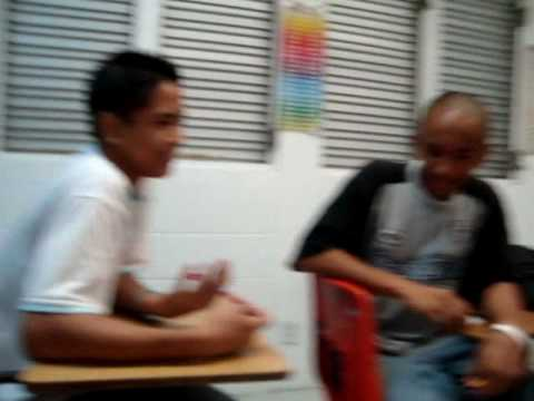 Ralph and Albert's Funny Moments in Mr. Sablans Cl...