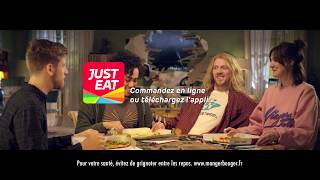 Just Eat - Campagne 2018 : Time Traveler
