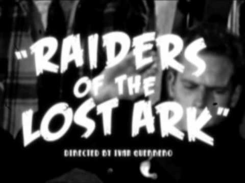 """Premakes"" Raiders of the Lost Ark (1951)"