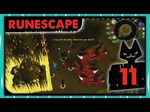 Pitfall 3D  [Underground Pass Part 2/2]  (Runescape #11)