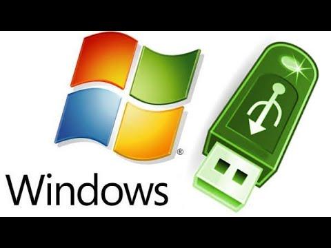 Windows XP CD Siz Nasıl Yüklenir (2018)