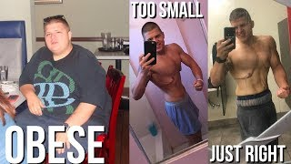 Why I Gained 30 Pounds.. (Weight Gain After Massive Weight Loss).