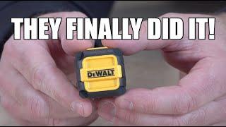 DeWALT accessorizes the Job Site