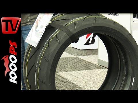 Bridgestone S21 - Reifenneuheit 2016