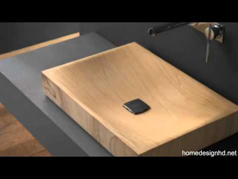 Ebano Furniture Bathroom With Wood Effect Youtube - Ebano-furniture-bathroom-with-wood-effect