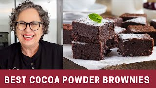 The Best Chocolate Brownies in the World - The Frugal Chef