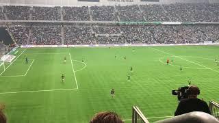 Hammarby-AIK Tele2 Arena 2017/09/10 1-1