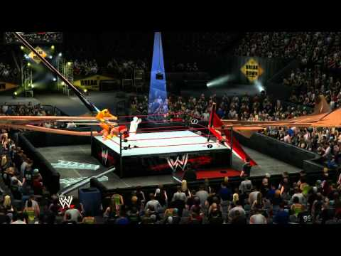 nL Live on Twitch.tv - WWE 13 breaks entirely.