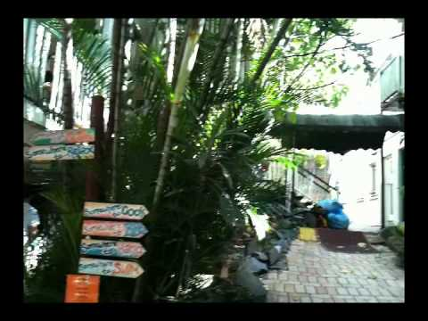 Brisbane Backpackers Hostels - Somewhere To Stay Backpackers.wmv