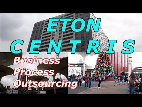 Eton Centris..New sights & development office buildings for