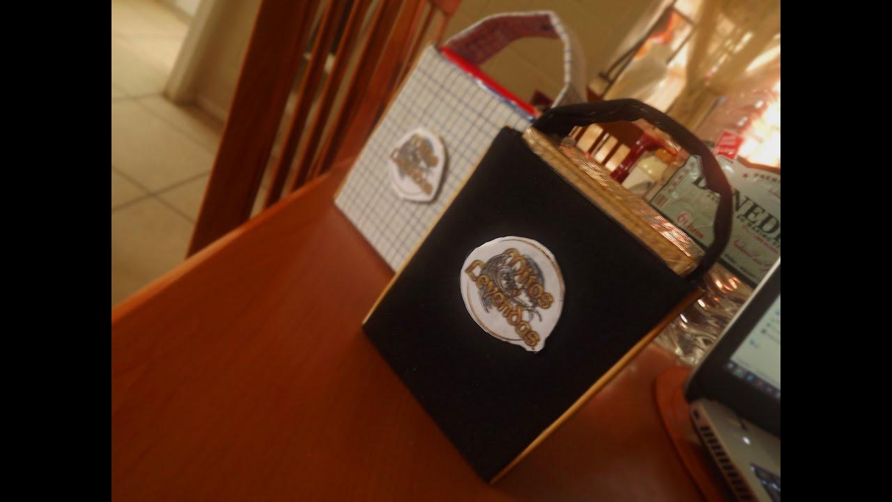 Como hacer caja para cartas mitos y leyendas youtube - Como hacer una caja ...