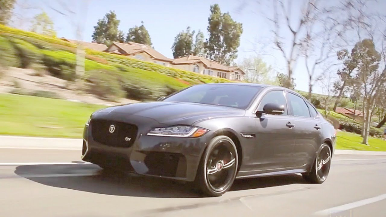 2017 Jaguar XF – Review and Road Test