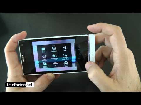 Sony Xperia S videoreview da Telefonino.net