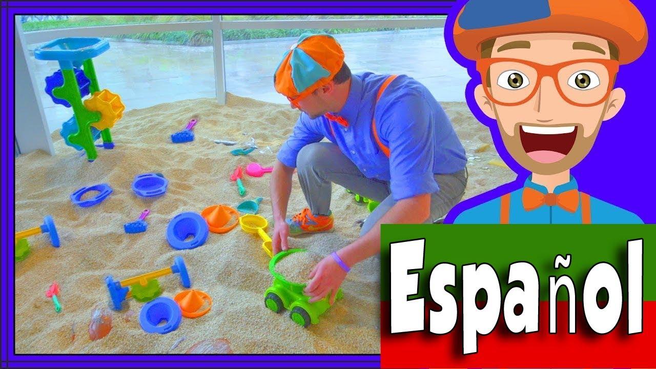 Download Blippi Español Aprende en El Museo | Videos para Preescolares | Parque de Juegos