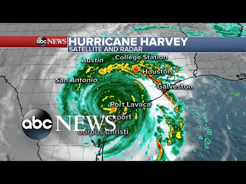 Special Report: Harvey is the first major hurricane to make landfall in almost 12 years