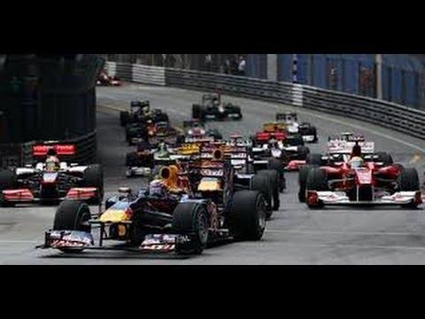 Fórmula 1 - Circuito de Mónaco / F1 Monaco Circuit [IGEO.TV]
