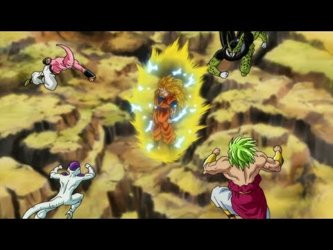 Dragon Ball Z Battle Of Z - Opening Cinematic HD