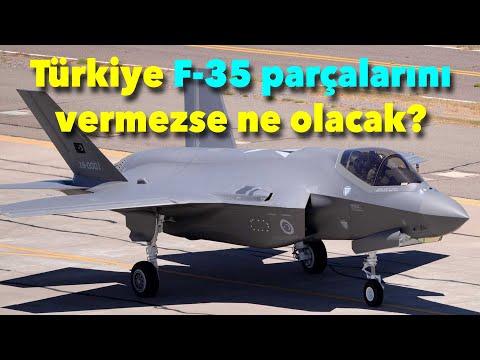 Türkiye F-35 parçalarını vermezse? #tolgaozbek #covid19
