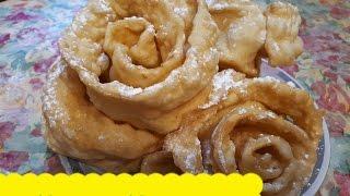Татарский хворост УРАМА Tatar biscuits URAMA