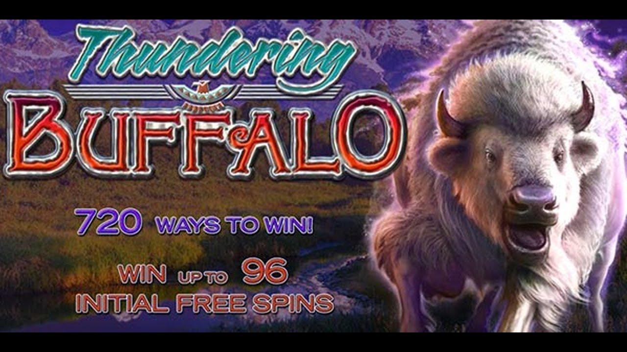 Thundering Buffalo Slots