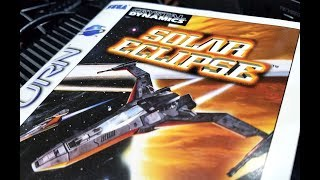 Classic Game Room - SOLAR ECLIPSE review for Sega Saturn