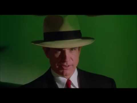 Dick Tracy - Interrogating Mumbles
