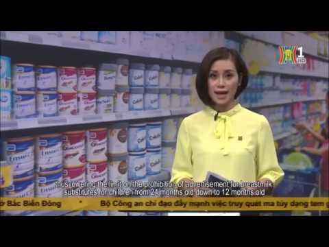 Hanoi TV clip regarding ban on the promotion of breastmilk substitutes in Viet Nam