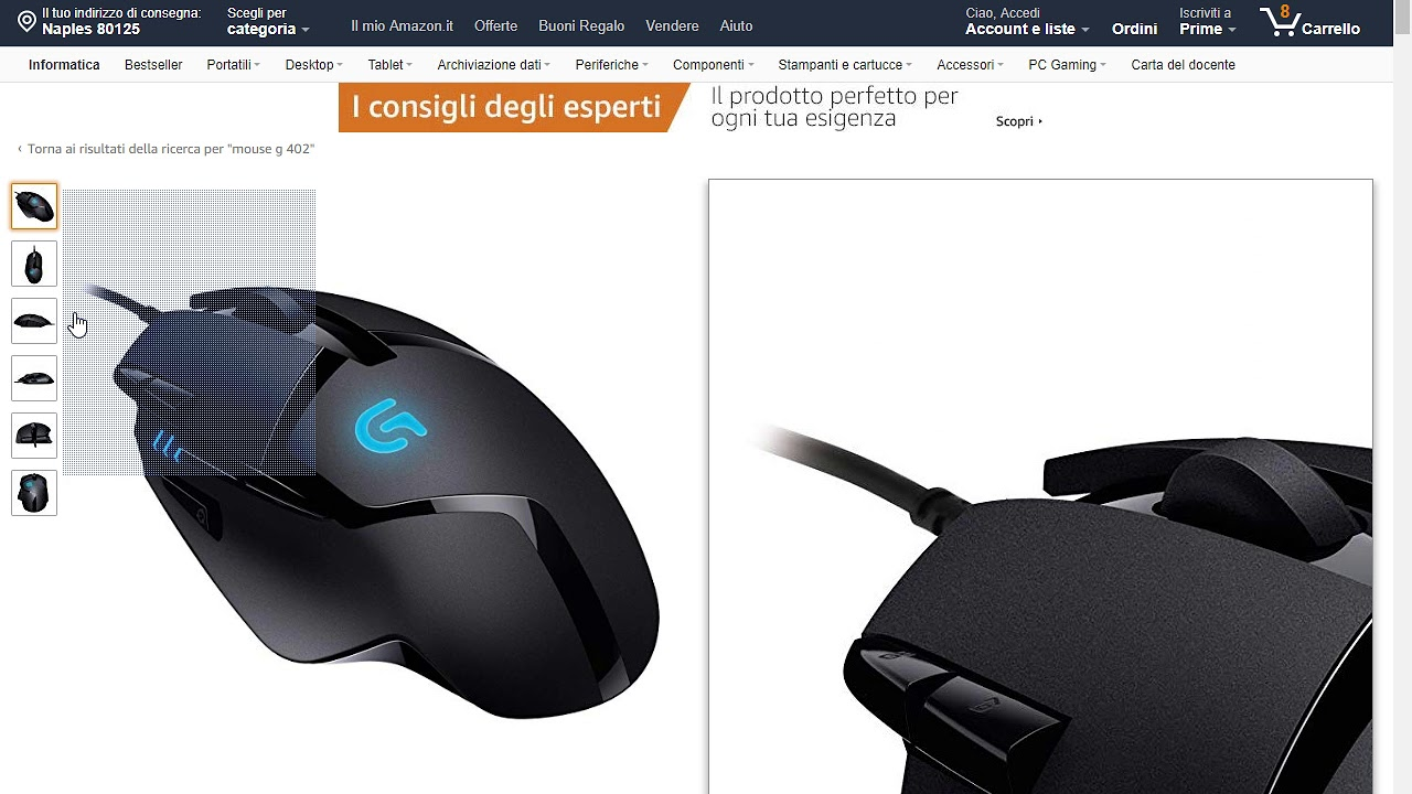 Amazon Configurazione Completa Economica Da 600 Euro I Link In Descrizione