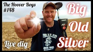 It happens when you least expect it | Metal Detecting Big Old Silver