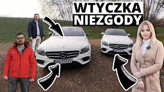 """Wtyczka niezgody - prześwietlamy diesla """"z dopalaczem""""! Mercedes E300de kontra E220d"""
