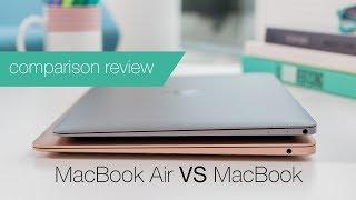 13in MacBook Air vs 12in MacBook – Which is best?