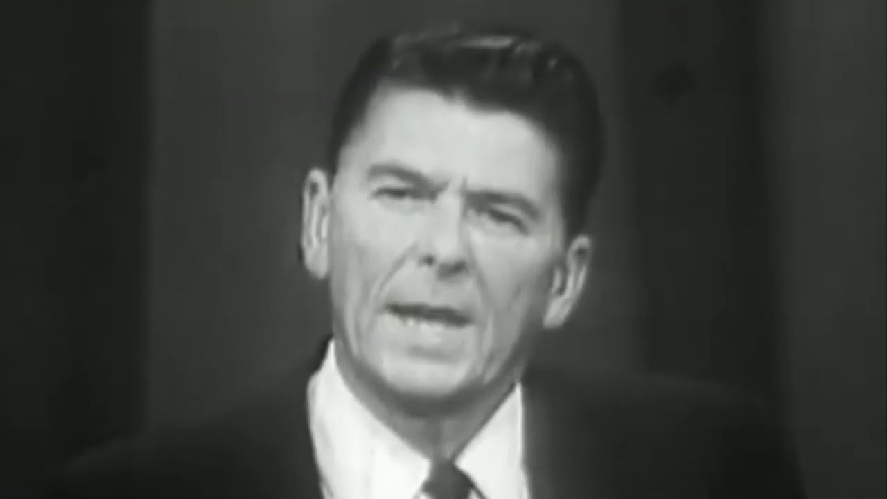 We Must Fight (Ronald Reagan)