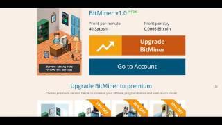 Bitcoin for FREE [Bitcoin Mining] Trick!!! - German (Im Internet Geld verdienen)