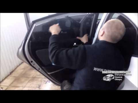 Тонировка Hyundai Solaris Хендай Солярис