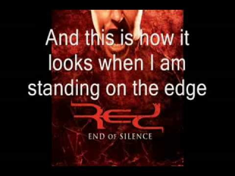 Breathe Into Me - Red - Lyrics