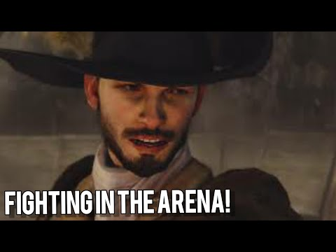 GreedFall - Fighting In The Arena!
