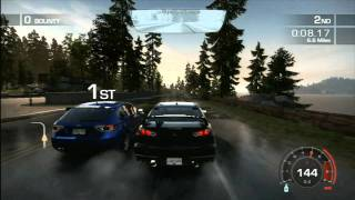 CGR Undertow - NEED FOR SPEED: HOT PURSUIT for Xbox 360 Video Game Review