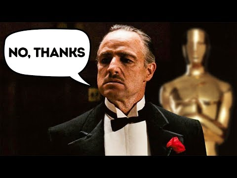 Why Marlon Brando Refused The Best Actor Oscar For The Godfather