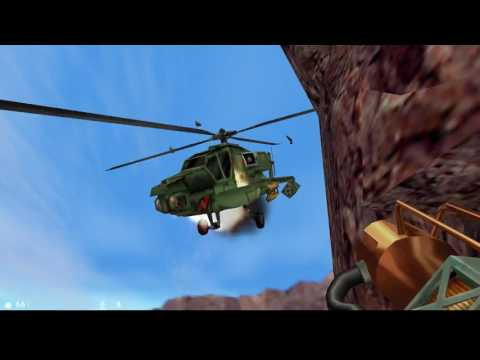 Half-Life Episode 21: Bye-Bye Helicopter, Bye-Bye Me (Dual Play with Necrum)