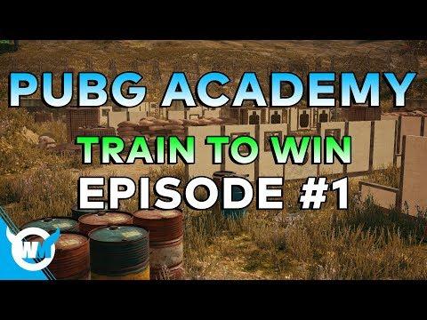 PUBG ACADEMY - BATTLEGROUNDS TRAINING EPISODE #1 - Duo Gameplay