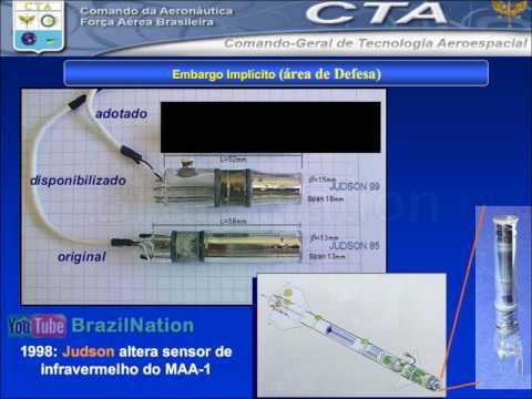 EMBARGO dos Estados Unidos contra Brasil = EUA não transfere tecnologia ao Brasil
