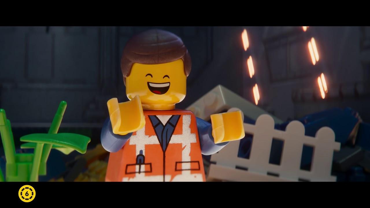 A LEGO kaland 2. - Szinkronos előzetes #2 (6E)