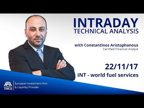 Intraday Technical Analysis: 22/11/17 INT - world fuel services