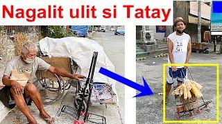 NAGALIT ULIT SI TATAY, HINDI TINANGGAP ANG REGALO KO